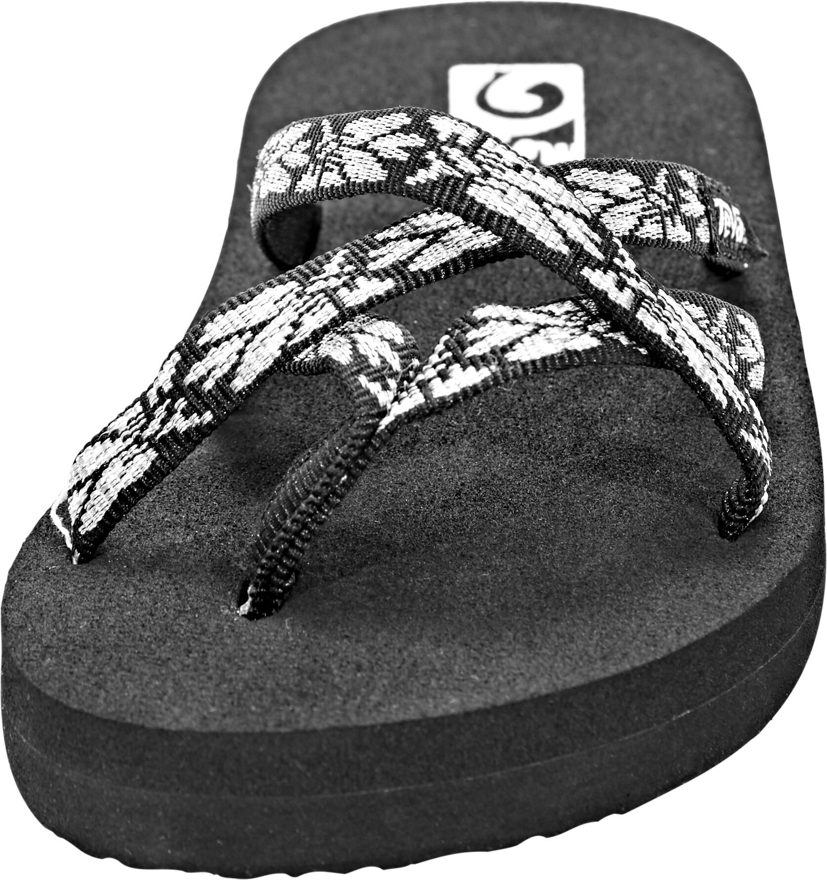 7ddab1d3d11931 Teva Olowahu Sandals Children grey black at Addnature.co.uk